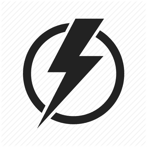 electrical code icon