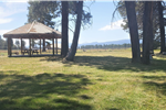 Gazebo in the Fort Klamath Museum Park